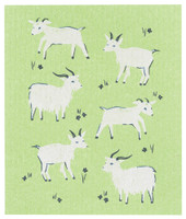Goats Swedish Dishcloth | Mama Bath + Body