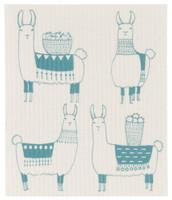 Llamarama Swedish Dishcloth | Mama Bath + Body