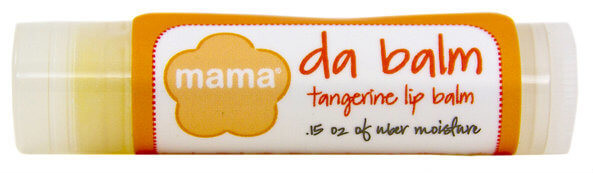 Tangerine Lip Balm | Mama Bath + Body