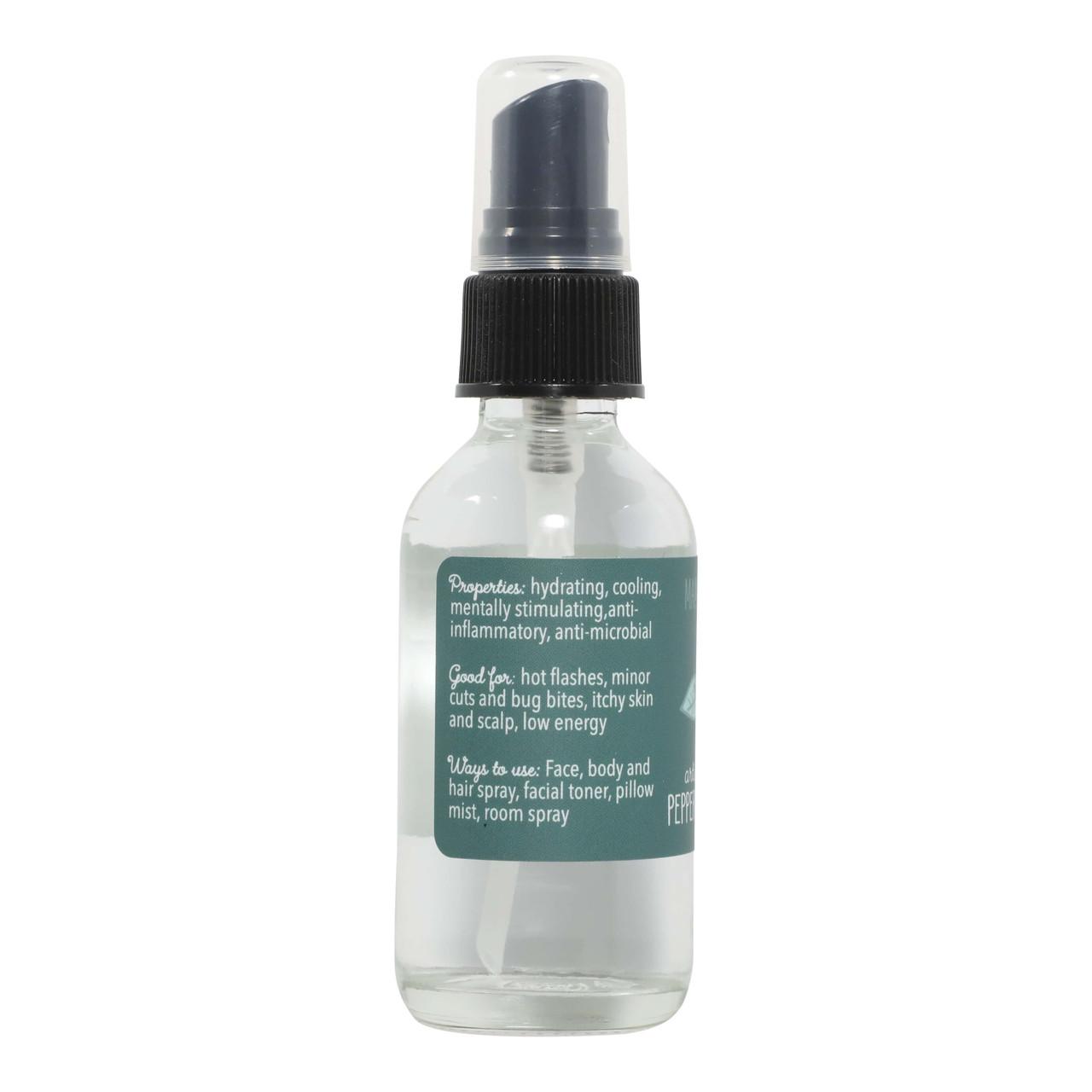 Peppermint Hyrdrosol | Mama Bath + Body
