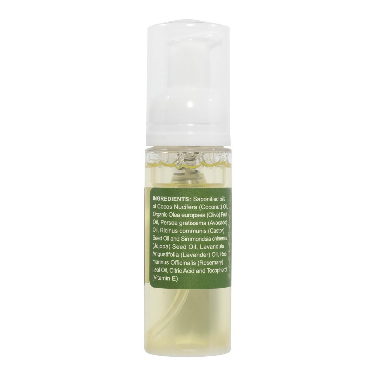 Clarity (Lavender + Rosemary) Travel Size Liquid Soap | Mama Bath + Body