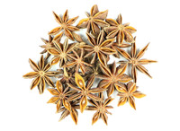 Anise Star Pods (Whole) (Organic) - 1 oz.