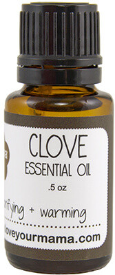 Clove Essential Oil | Mama Bath + Body