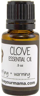 Clove Essential Oil | Mama Bath + Body