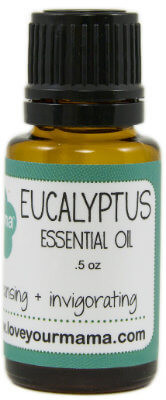 Eucalyptus Essential Oil | Mama Bath + Body