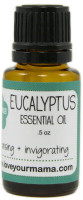 Eucalyptus Essential Oil | Mama Bath + Body