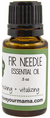 Fir Needle Essential Oil | Mama Bath + Body