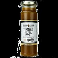Turmeric-Infused Honey