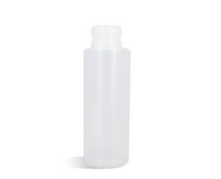 Plastic Bottle - 2 oz.