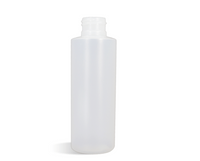 Plastic Bottle - 4 oz.