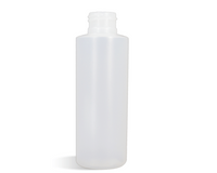Plastic Bottle - 8 oz.