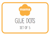 Glue Dots - Set of 5