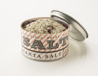 Beautiful Briny Sea Salt - Santa Salt
