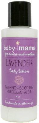 BabyMama Lavender Lotion 4 oz. | Mama Bath + Body