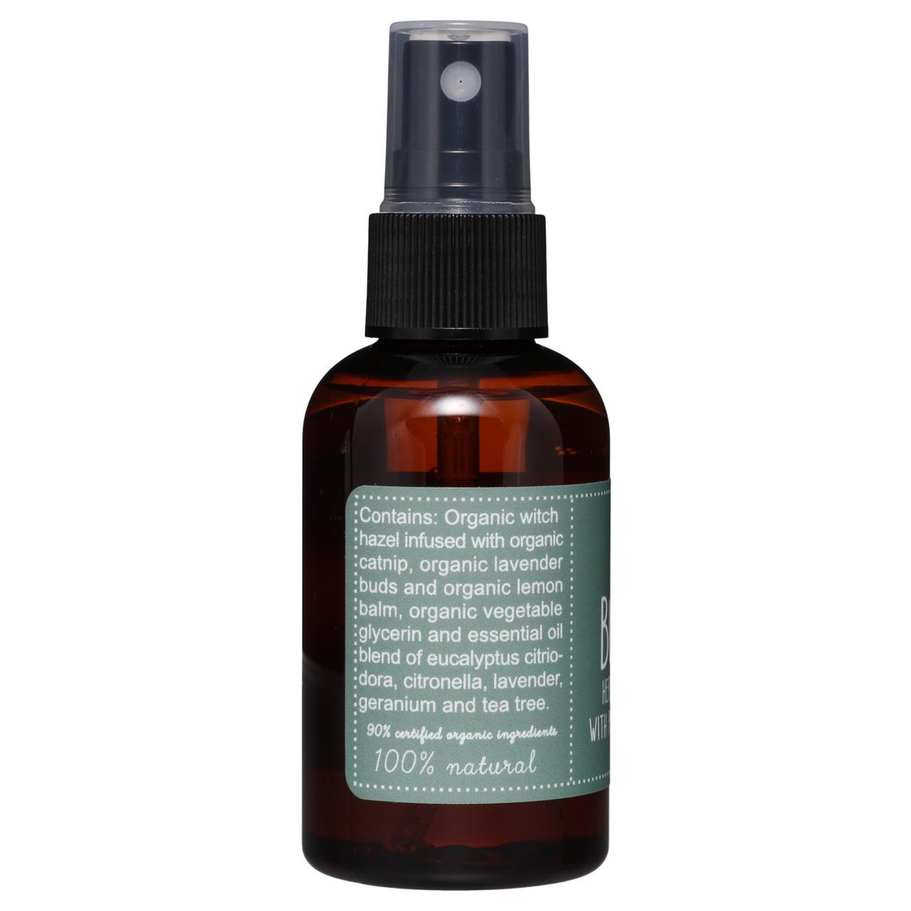 Bug Spray   Mama Bath + Body  Ingredients