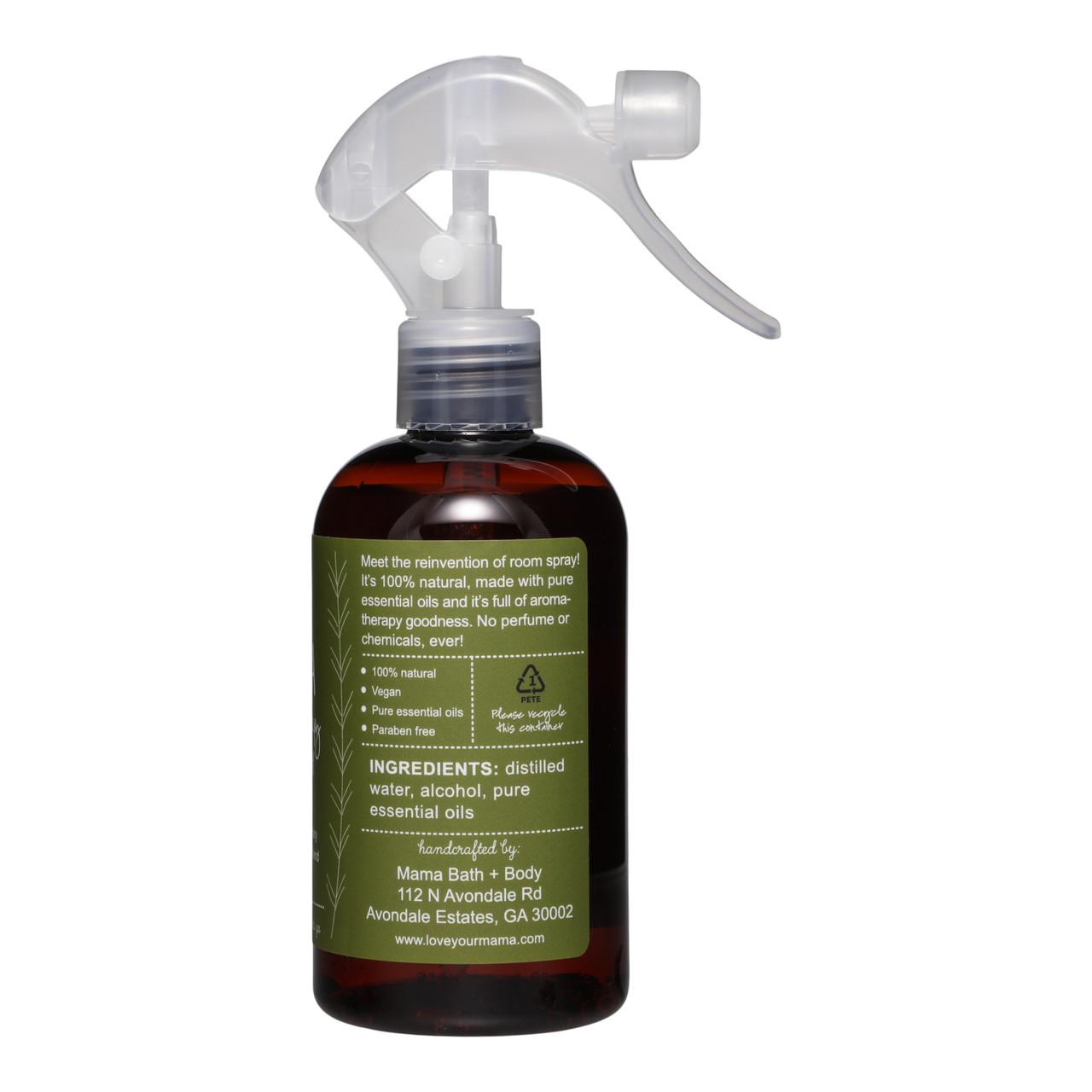 Patchouli + Rosemary (Karma) Room Spray | Mama Bath + Body