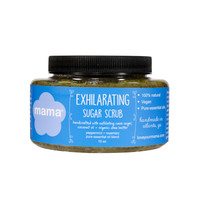 Exhilarating (Peppermint + Rosemary) Sugar Scrub