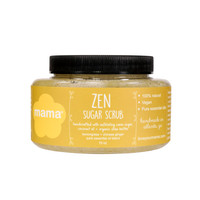 Zen (Lemongrass + Ginger) Sugar Scrub