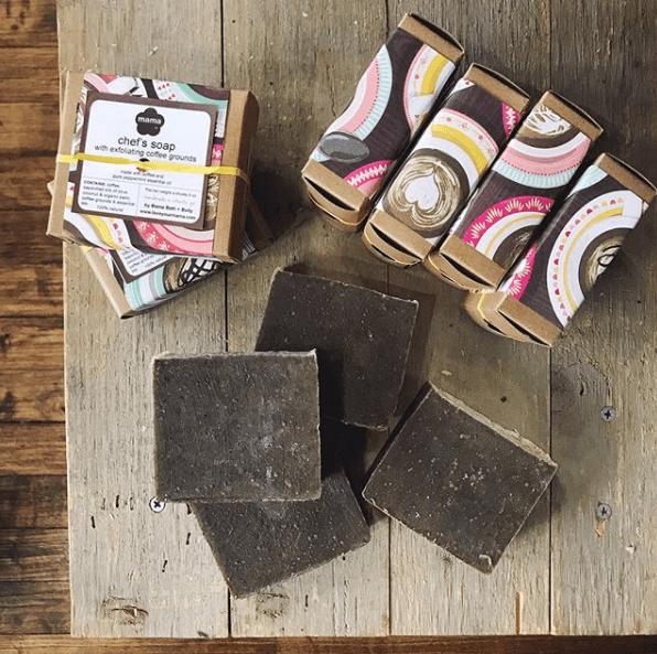 Chef's Soap (Coffee)  | Mama Bath + Body