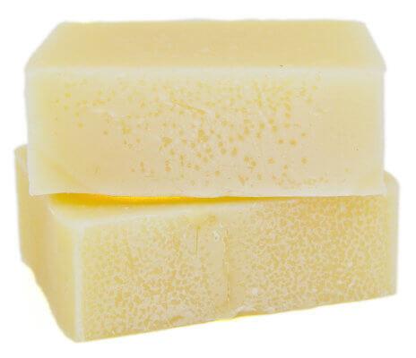 Lemongrass + Rosemary (Cocoa Butter Bar) Soap | Mama Bath + Body