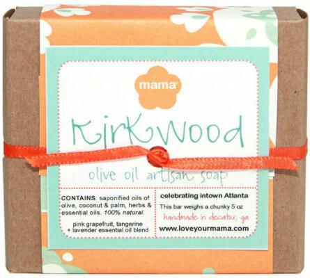 Kirkwood Neighborhood Soap   Mama Bath + Body
