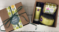 Harmony (Lavender + Lemongrass) Gift Set | Mama Bath + Body