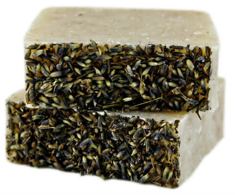 Calming Soap (Lavender + Geranium) | Mama Bath + Body