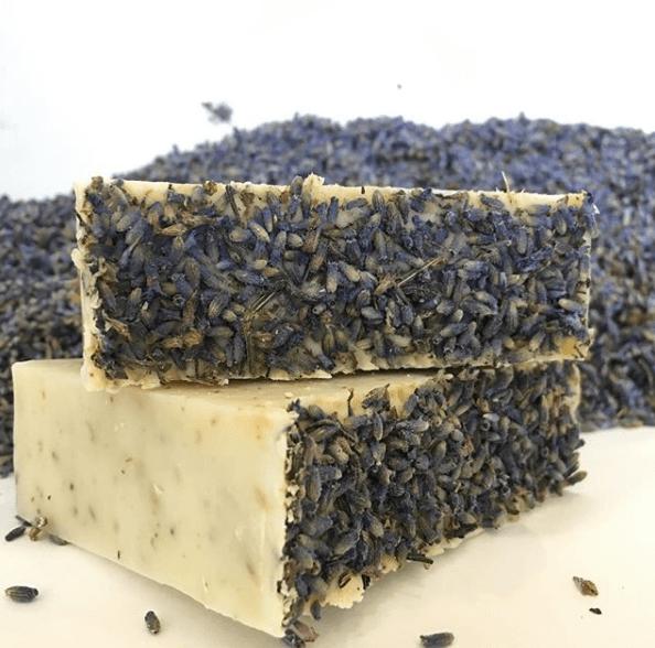 Calming Soap (Lavender + Geranium) | Mama Bath + Body