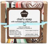 Chef's Soap (Coffee) - Gift Wrapped | Mama Bath + Body