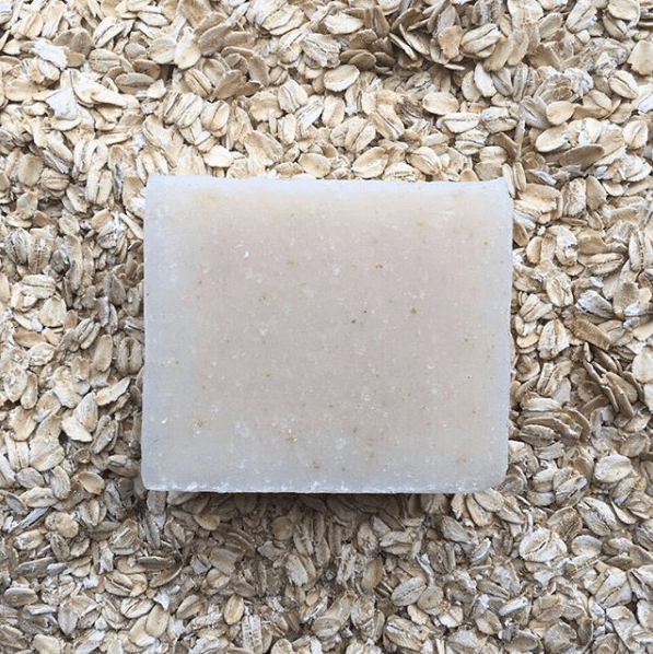Lavender + Oatmeal Soap | Mama Bath + Body