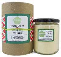 O'Tannenbaum Soy Candle - Glass Jar | Mama Bath + Body