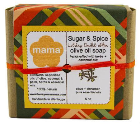 Sugar + Spice Soap - Gift Wrapped | Mama Bath + Body