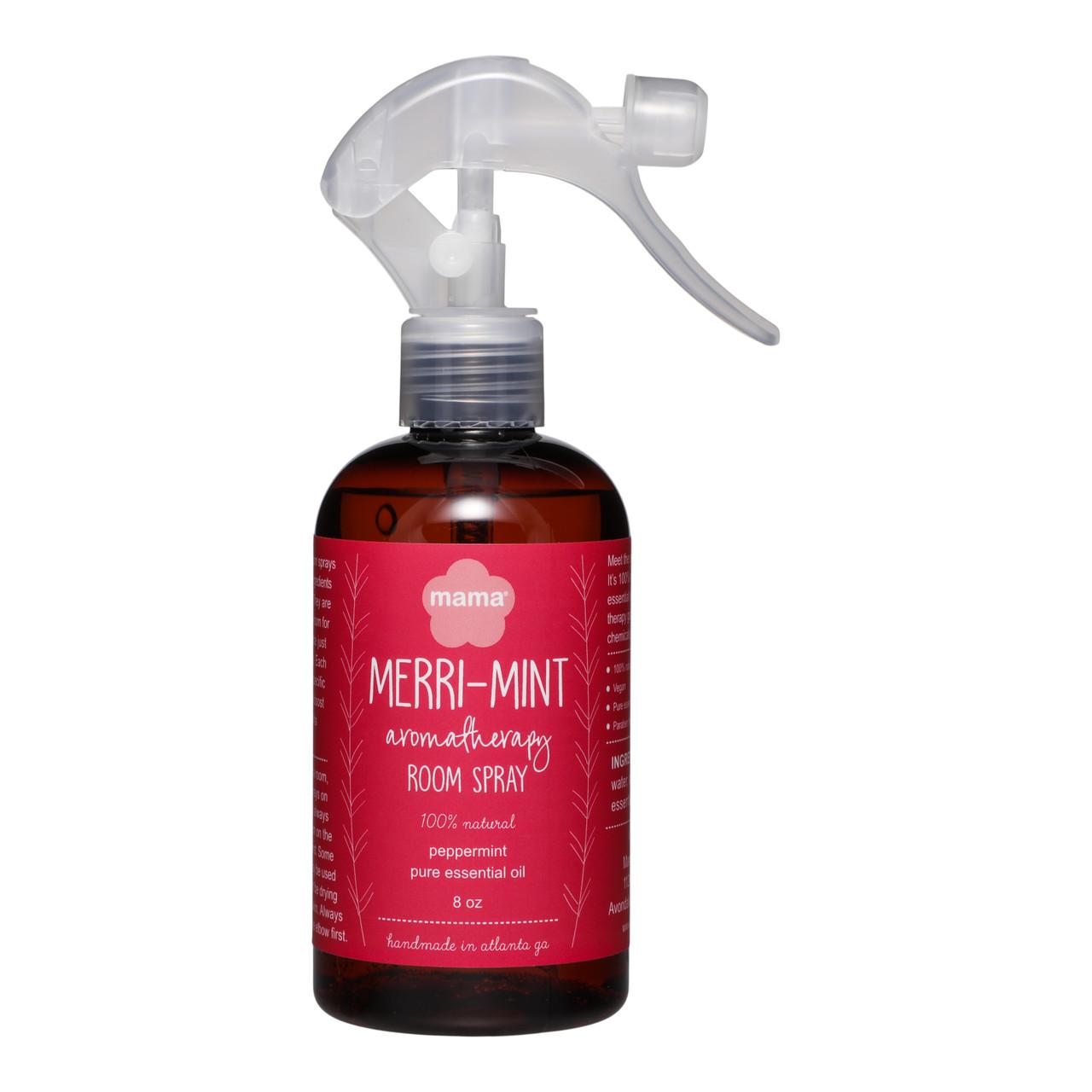 Merri-Mint Room Spray   Mama Bath + Body