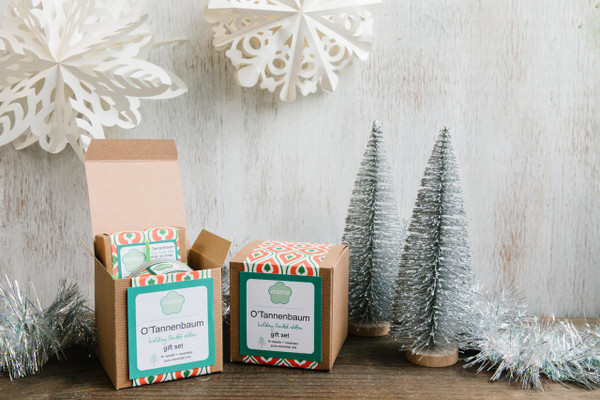 O'Tannenbaum Gift Set | Mama Bath + Body