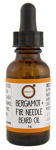 Bergamot + Fir Needle Beard Oil | Mama Bath + Body
