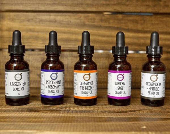 Cedarwood + Spruce Beard Oil