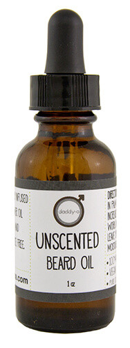 Unscented Beard Oil | Mama Bath + Body