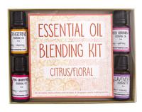 Essential Oil Blending Kit - Citrus/Floral | Mama Bath + Body