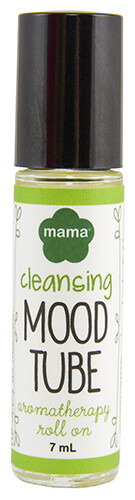 Cleansing (Lemongrass + Rosemary) Mood Tube | Mama Bath + Body