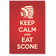 Keep Calm Eat Scone