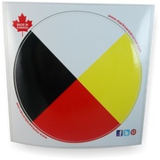 Medicine Wheel Sticker
