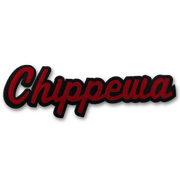 Chippewa Felt Applique Patch