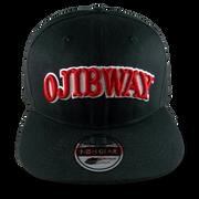 Ojibway 3d Logo Snapback