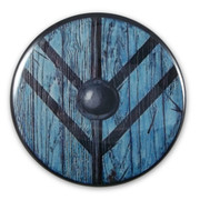Vikings Lagertha shield Button/Magnet/Pocket Mirror