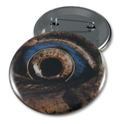 Evil Eye Button/Magnet/Pocket Mirror