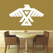 Thunderbird Wall decal