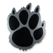 Wolf Paw Decal