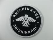 Anishinaabe Iron-On Patch