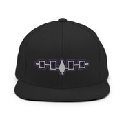 Iroquois Flag Snapback Hat