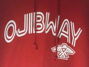 Ojibway Logo Hoodie